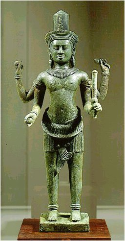 Divinite Vishnu - 10 siecle