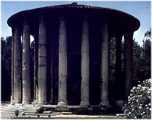 Temple de Vesta  ~1 siecle